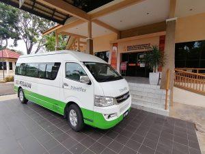 Tour Van Rental